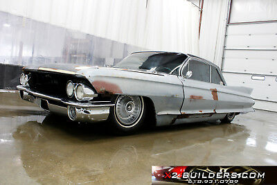 1961 Cadillac coupe #063719 Cadillac Coupe, Custom Project Car, Salvage Title, Repairable #063719