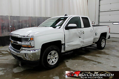 2018 Chevrolet Silverado 1500 LT 1500 #119071 Chevrolet Silverado 1500 LT, 4.3L Salvage Title, Repairable, Rebuildable #119071