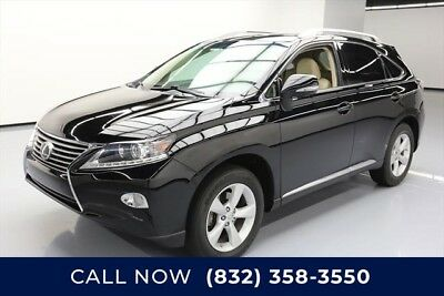 Lexus RX  Texas Direct Auto 2015 Used 3.5L V6 24V Automatic FWD SUV