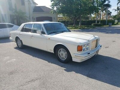 1991 Bentley Mulsanne  1991 Bentley Mulsanne 48k Miles. Classic in Superb Condition New Tires & Brakes