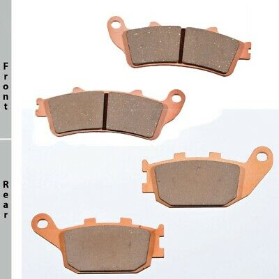2001-07 Honda Reflex NSS 250 Brake Pads Bundle Front & Rear GOLDfren