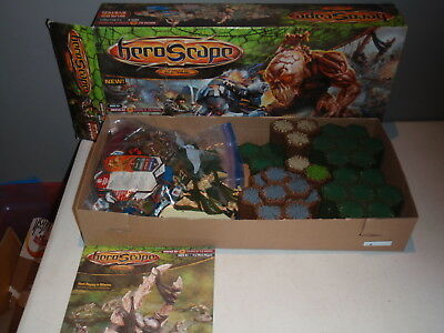 HeroScape Swarm of the Marro Master Set Game 100% Complete