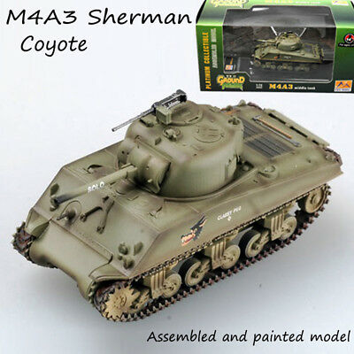M4 A3 76MM SHERMAN 761 TANK BAT US ARMY 1945 MILITARY DeAGOSTINI 1:72