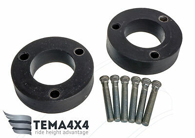 Front strut spacers 30mm for Alfa Romeo MITO 2008-2013 Lift Kit