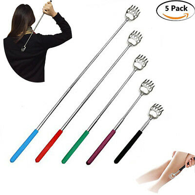 58cm Long Massagers Back Telescopic Scratcher Claw Extendable Itching Massage