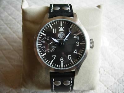 Gross Watch Type Military Reassembly Manual Little Second Hand Has 9 H