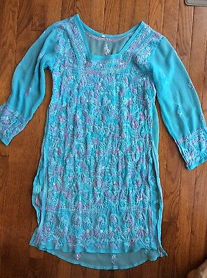 Indian Ethnic Womens Traditional Top Casual Dress