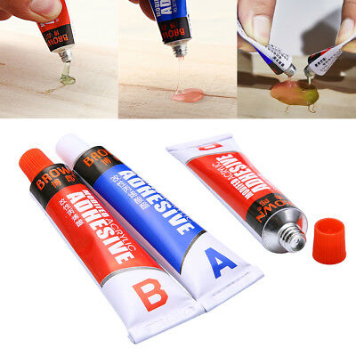 16ml AB Modified Acrylic Adhesive Glue Shoe Goo Repair Tube Shoes Leather Rubber