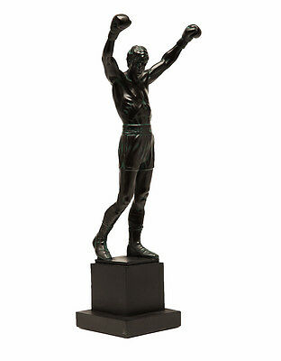 Rocky Statue, Officially Licensed Rocky Sculpture 12 Inches Polystone