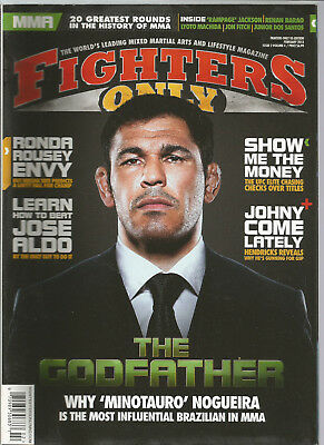 Fighters Only Magazine Us Edition February 2013 Issue 2 Volume 4
