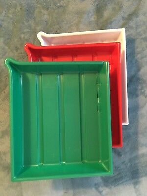 Paterson Trays - Tongs - Thermometer - Darkroom Equipment - Job Lot