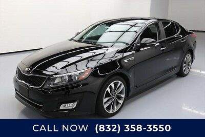 KIA Optima SX Turbo 4dr Sedan Texas Direct Auto 2015 SX Turbo 4dr Sedan Used Turbo 2L I4 16V Automatic FWD