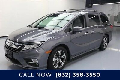 Honda Odyssey Touring Texas Direct Auto 2018 Touring Used 3.5L V6 24V Automatic FWD Minivan/Van