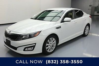 KIA Optima EX Texas Direct Auto 2015 EX Used 2.4L I4 16V Automatic FWD Sedan
