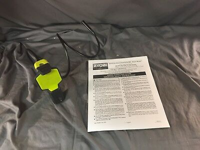 Ryobi Phone works Inspection Scope M#ES5001 W/ Manual  Smart Phones Android iOS