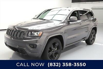 Jeep Grand Cherokee 4x2 Altitude 4dr SUV Texas Direct Auto 2015 4x2 Altitude 4dr SUV Used 3.6L V6 24V Automatic 4X2 SUV