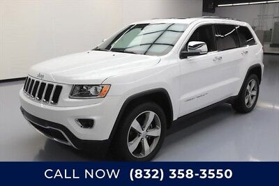 Jeep Grand Cherokee Limited Texas Direct Auto 2015 Limited Used 3.6L V6 24V Automatic 4X2 SUV