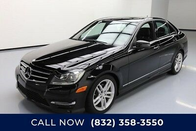 Mercedes-Benz C-Class C 250 Sport 4dr Sedan Texas Direct Auto 2014 C 250 Sport 4dr Sedan Used Turbo 1.8L I4 16V Automatic