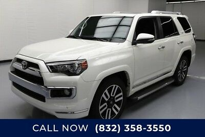 Toyota 4Runner 4x2 Limited 4dr SUV Texas Direct Auto 2015 4x2 Limited 4dr SUV Used 4L V6 24V Automatic 4X2 SUV