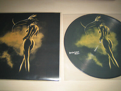 Depeche Mode Walking in My Shoes To Berlin Picture Live Vinyl