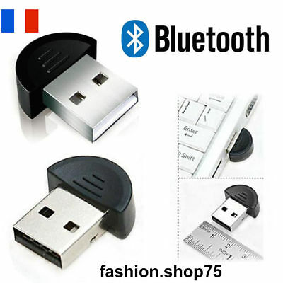 Mini Clé USB Bluetooth V2.0 EDR Dongle Adaptateur