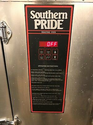 Southern Pride SC-600 -SM Smoke and hold Cooking cabinet GREAT SHAPE