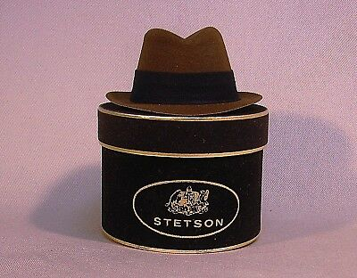 Vintage Stetson Gift Certificate Hat and Box