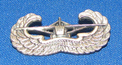 WWII Airborne Glider Wings, British Made?  PTO? Nice Details