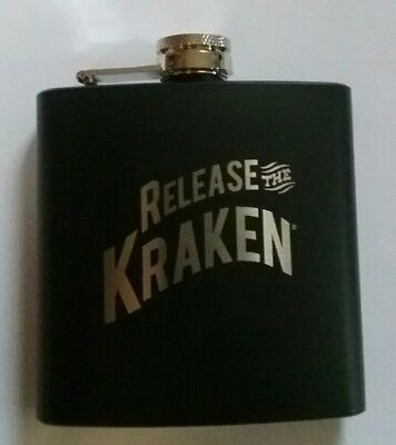 Kraken Rum, Release The Kraken Flask