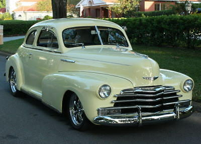 1948 Chevrolet Stylemaster COUPE - RESTOMOD - 500 MILES HIGH END IMMACULATE RESTOMOD - 1948 Chevrolet Stylemaster Coupe - 500 MILES