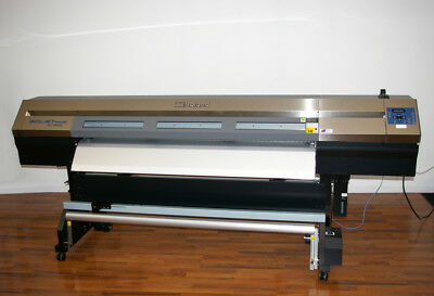 Roland Xj 640 Soljet Pro Iii Large Wide Format Solvent Printer
