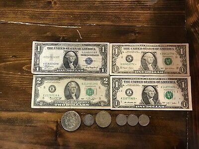 old money Lot Of 10