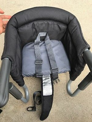 Inglesina Fast Table Chair black hook on chair high chair baby seat mobile baby