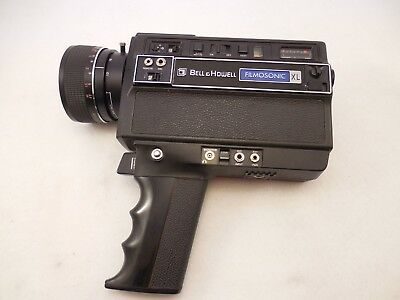 Bell & howell 1237 movie camera
