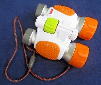 Fisher Price Kid Tough Binoculars - 2009 - Good Played-With Condition