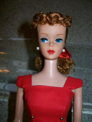 Vintage Barbie Titian Ponytail #5