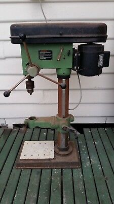 Drill Press (all working but missing base and chuck-key)