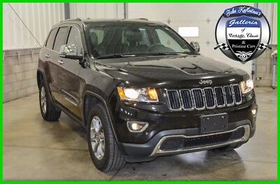 Jeep Grand Cherokee 4WD 4dr Limited 2015 4WD 4dr Limited Used 3.6L V6 24V Automatic 4WD SUV LCD