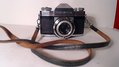Zeiss Icon Contaflex WITH STRAP PANTAR LENSE 45mm