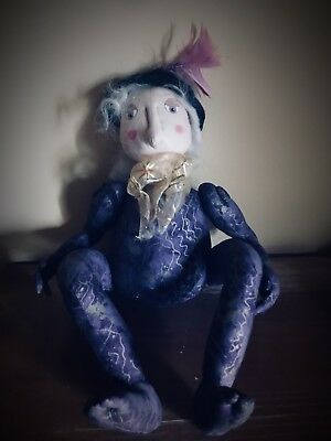 Haunted Possessed Witched Doll