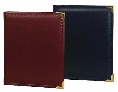 "Leatherette Mini Slip In Photo Photograph Album Holds 36 -13x18cm  5x7"" Photos"