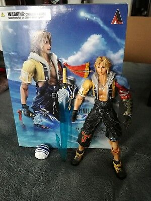 Tidus play arts kai final fantasy