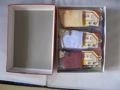 12 Pairs Fashion Women's Socks Mixed Color co-sc17