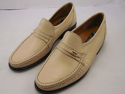 mens retro vintage 70's new Italian shoes funky