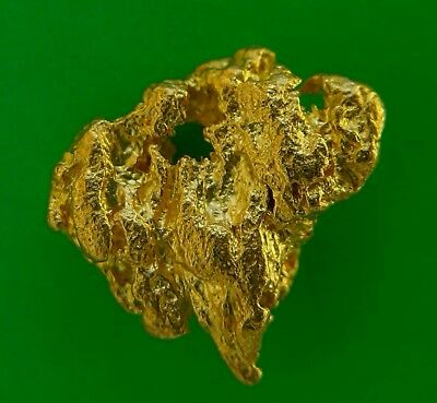 Gold Nugget  0.55 gms Australian / Natural / Gold Nuggets