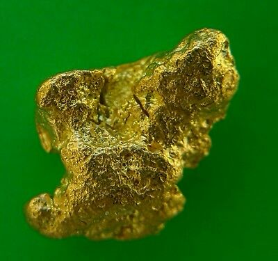Gold Nugget  0.65 gms Australian / Natural / Gold Nuggets