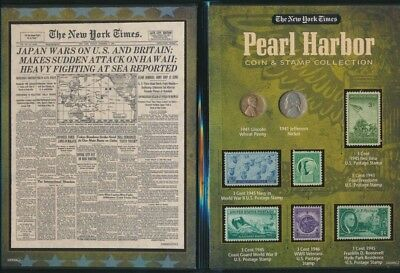 USA PNC Commemorative PNC Pearl Harbor Including Certificate