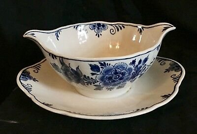 Delft Antique 18th Century 1886 Dutch-RARE Pottery  FLAWLESS — ON SALE!