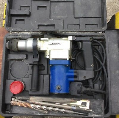 Westphalia Rotary sds drill And Bits