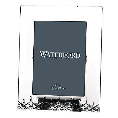 Brand New - Waterford Crystal Lismore Picture Photo Frame 5 x 7 inch